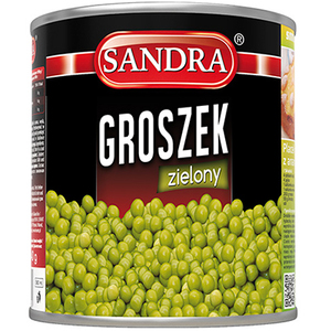 Sandra Groszek Zielony