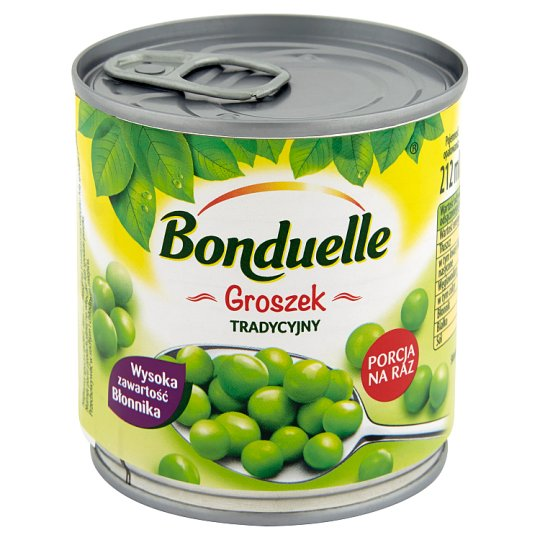 Bonduelle Groszek tradycyjny