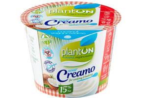 Planton Wegański produkt z mleczka kokosowego