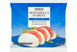 Tesco Ser Mozzarella