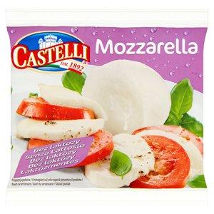 Castelli Mozzarella Bez Laktozy