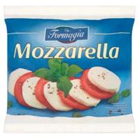 FORMAGIA Ser mozzarella