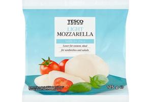 Tesco Ser Mozzarella light