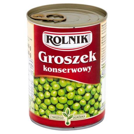 Rolnik - Groszek konserwowy