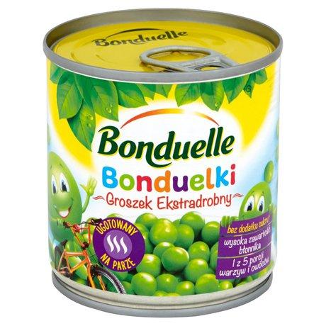 Bonduelle - Groszek ekstra drobny