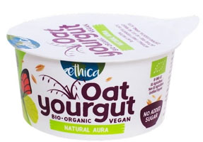 Jogurt owsiany kokos-czekolada Ethica
