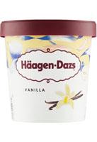 Häagen-Dazs Vanilla Lody