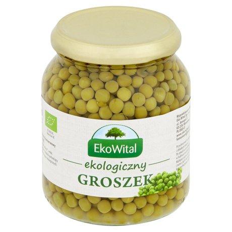 EkoWital - Groszek zielony w zalewie