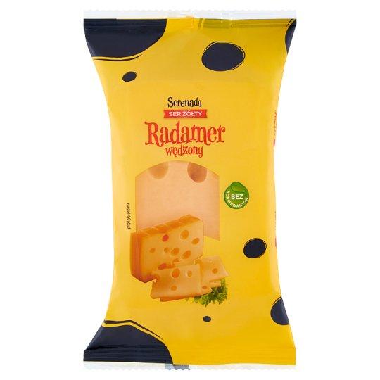 Serenada Ser żółty Radamer wędzony