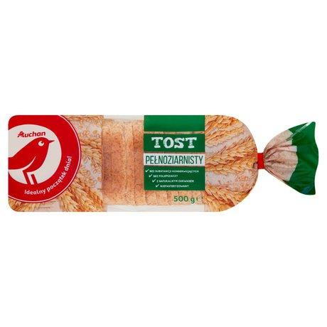 Auchan - Tost pełnoziarnisty