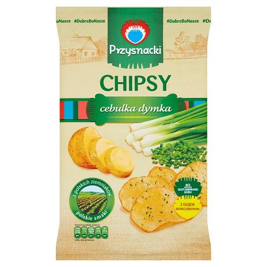 Przysnacki Chipsy cebulka dymka