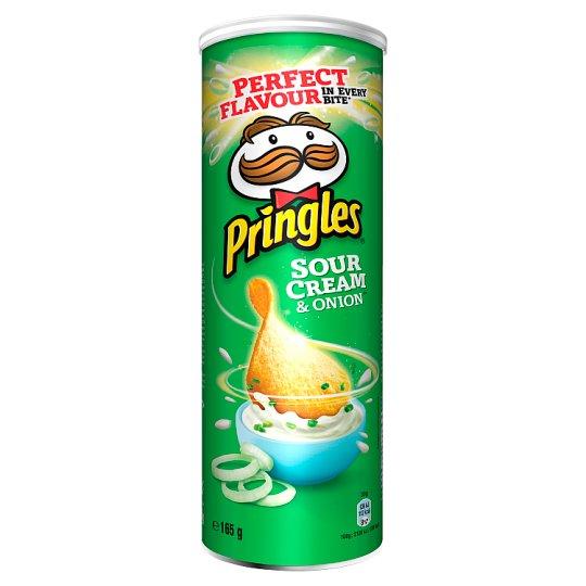 Pringles Sour Cream & Onion Chrupki