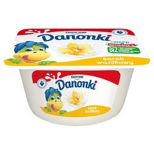 Danone Danonki Serek Waniliowy