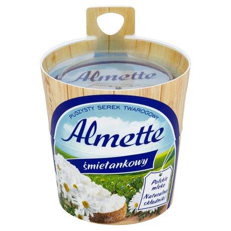 Almette - Serek twarogowy śmietankowy