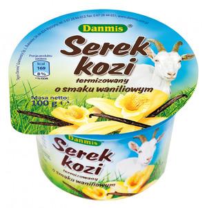 Danmis Serek Kozi Waniliowy