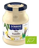 SOBBEKE Jogurt waniliowy BIO