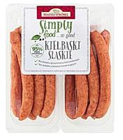 Madej Wróbel Kiełbaski śląskie