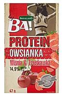 Bakalland Ba! Protein Owsianka wiśnia & truskawka