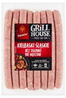 Sokołów Grill House Kiełbaski śląskie bez osłonki nie wędzone