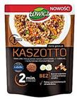 Łowicz Kaszotto kasza gryczana z cebulą i suszonymi podgrzybkami