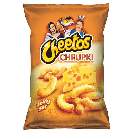 Cheetos Chrupki kukurydziane o smaku sera
