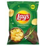 Lay's - Chipsy ziemniaczane o smaku zielonej cebulki