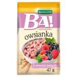 Bakalland - Ba ! owsianka 5 owoców leśnych