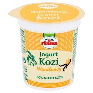 Rians Jogurt Kozi Waniliowy