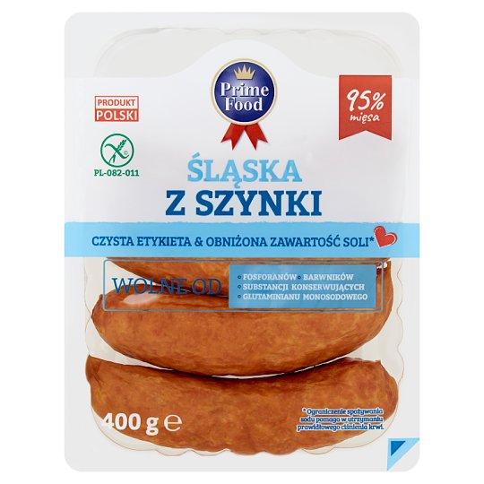 Prime Food Kiełbasa śląska z szynki wieprzowej