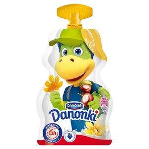 Danone Danonki Jogurt O Smaku Waniliowym