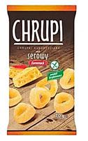 Eurosnack Chrupi Chrupki kukurydziane smak serowy