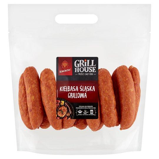Sokołów Grill House Kiełbasa śląska grillowa