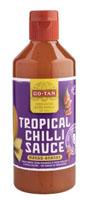 GO-TAN Sos chili tropikalny z mango i ananasem