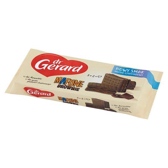 dr Gerard Mafijne Brownie Herbatniki kakaowe przekładane kremem czekoladowym