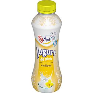 Figand Jogurt Do Picia Waniliowy