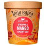 Inna Bajka Śniadanie Owsianka Mango I Jagody Goji