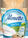 Almette jogurtowy Puszysty serek twarogowy