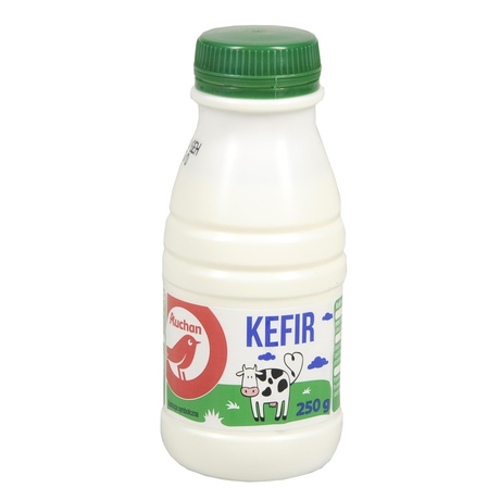 Auchan - Kefir naturalny