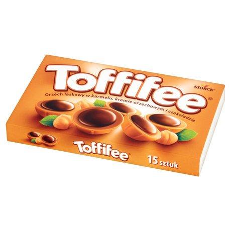 Toffifee - Praliny z orzechem laskowym