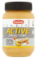PRIMAVIKA ACTIVE Orzechowe 100% orzeszków arachidowych