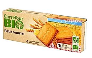 Carrefour Bio Herbatniki maślane
