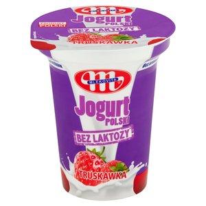 Mlekovita Jogurt Polski Bez Laktozy Truskawka