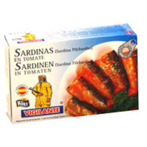 Vigilante Sardynki W Pomidorach