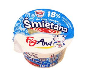 Figand Śmietana 18% Do Zup I Sosów