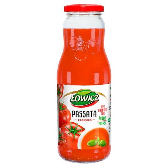 Łowicz Passata Classica Przecier pomidorowy