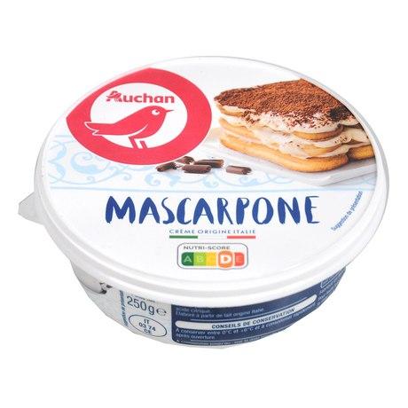 Auchan - Serek Mascarpone