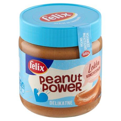 Felix - Masło z orzechów arachidowych mniejsza zawartość tłuszczu