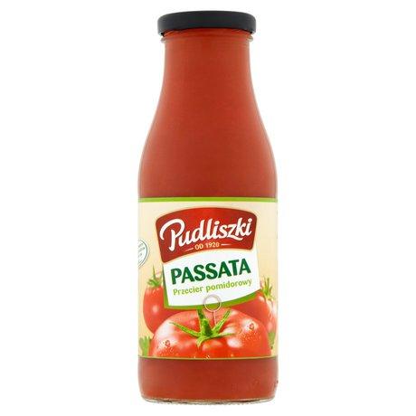 Pudliszki - Passata przecier pomidorowy
