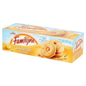Familijne Ciasteczka Maślane Bez Dodatku Cukru