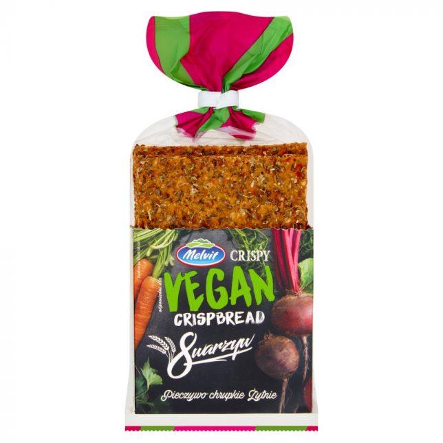 Melvit - Crispy Vegan pieczywo chrupkie żytnie